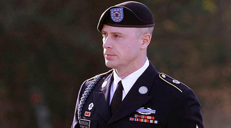 Bowe Bergdahl , US Marine, Sgt Bowe Bergdahl, US Army court martial, negligence, Afghanistan captive, Taliban captive, US forces in Afghanistan, Donald Trump, World News, Indian Express
