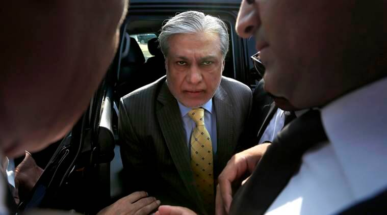 Ishaq Dar declared proclaimed offender after repeated no shows in court