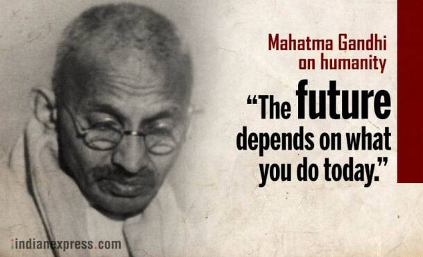 photos martyrs� day 10 profound quotes by mahatma gandhi