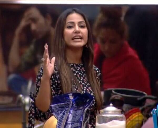 hina khan, hina bandgi fight, hina puneesh fight, hina khan images