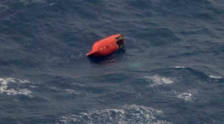 Search on for missing Indian crew aboard capsized cargo ship, says MEA