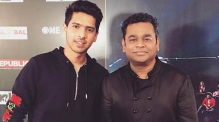 Photo: Armaan Malik happy to sing with A.R.Rahman in 2.0