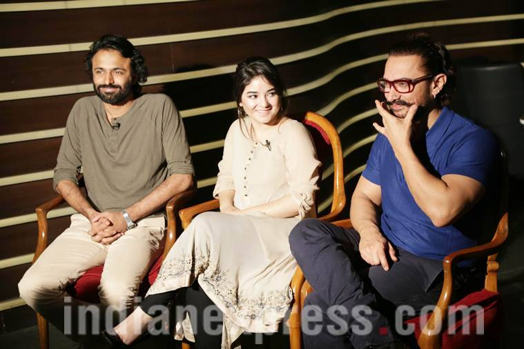 aamir khan, secret superstar, zaira wasim