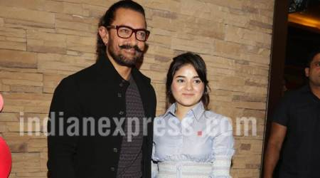 Secret Superstar actor Aamir Khan: Absolutely thrilled with love and affection the film is getting