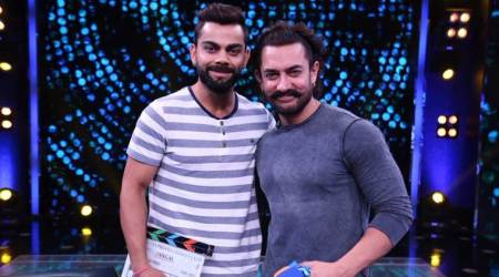 Virat Kohli reveals the thing he loves the most about Anushka Sharma in a special chat with Aamir Khan