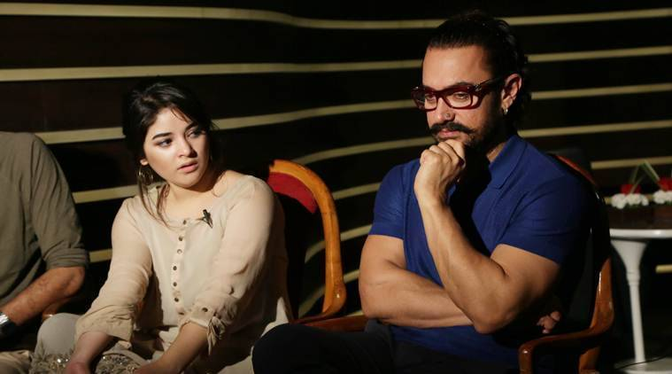 aamir, zaira wasim, aamir khan, secret superstar