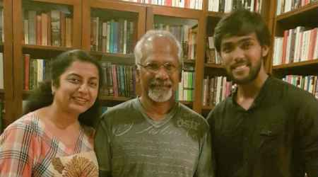 Mani Ratnam hosts Bigg Boss Tamil winner Aarav at his residence. See photos
