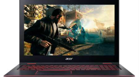 Acer, Acer Nitro 5 Spin, Acer Nitro 5 Spin price, Acer Nitro 5 Spin specifications, Acer Nitro 5 Spin launch, Acer Nitro 5 Spin India, Acer gaming laptop, Acer laptop India