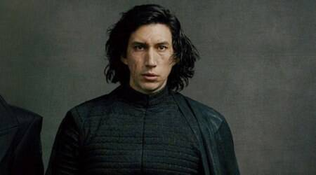 Star Wars actor Adam Driver felt sick after watching The Force Awakens