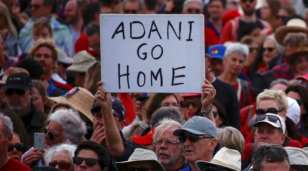Australia, Adani, Adani coal mine project, Australia Adani, adani mining, indian mining Adani, india news, indian express news