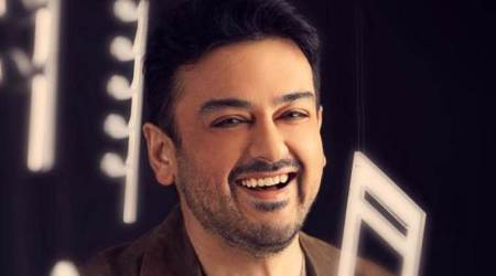 Adnan Sami interacts with Kashmiri artists ahead of Srinagar concert
