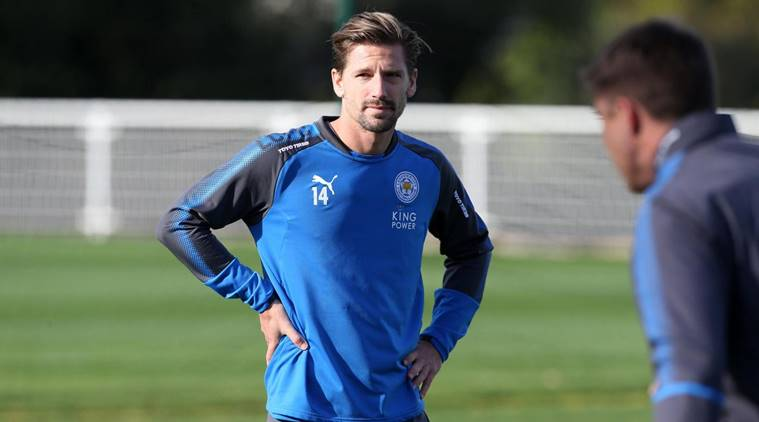 leicester city, Adrien Silva, leicester city premier league,