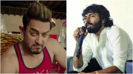 Advait Chauhan spills the beans on Aamir Khan's screen test as Shakti Kumaarr for SecretSuperstar