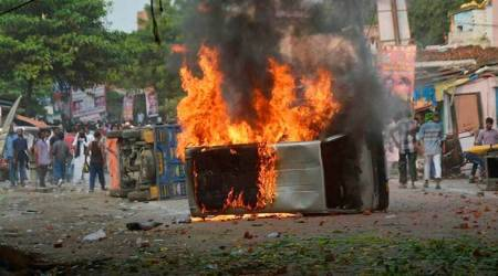 Day after clash, section 144 in two police station areas of Kanpur