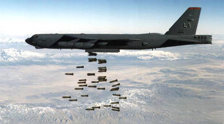 US bombs dropped in Afghanistan, President Donald Trump, Donald Trump's afghanistan strategy, US-afganistan relations, US news, World news, International news,