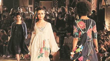 Huemn showcased line influenced by ambience at AIFW