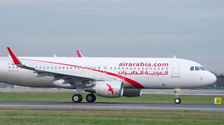 AirArabia flight, AirArabia flight bird hit, AirArabia flight bird hit coimbatore, coimbatore airport, AirArabia flight Sharjah, india news, latest india news, indian express, indian express news