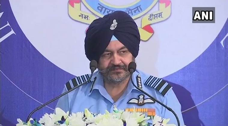 indian air force, iaf, bs dhanoa, air chief, china war, China, China iaf, B S Dhanoa, indian air force, IAF, China india war, IAF China, india news, indian express news
