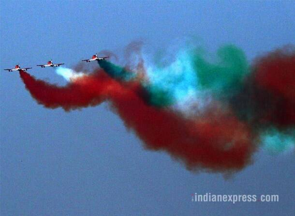 Indian Air Force Day 2017: These pictures show IAF's journey through the years