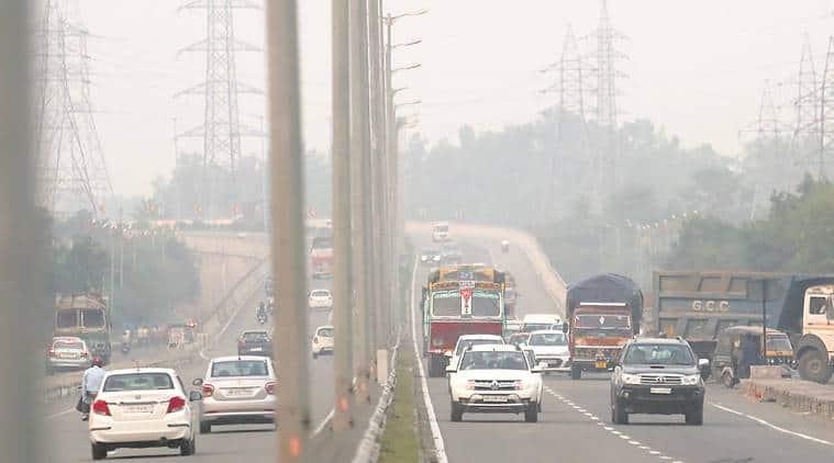 diwali news, pollution news, chandigarh news, indian express news