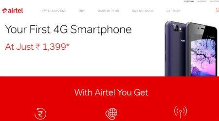 Airtel Karbonn A40 Indian vs Reliance JioPhone: Price in India, data plans, terms and conditions