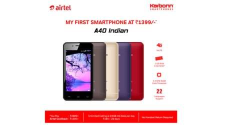 Airtel Karbonn 4G mobile vs Reliance JioPhone: Detailed look at terms and conditions