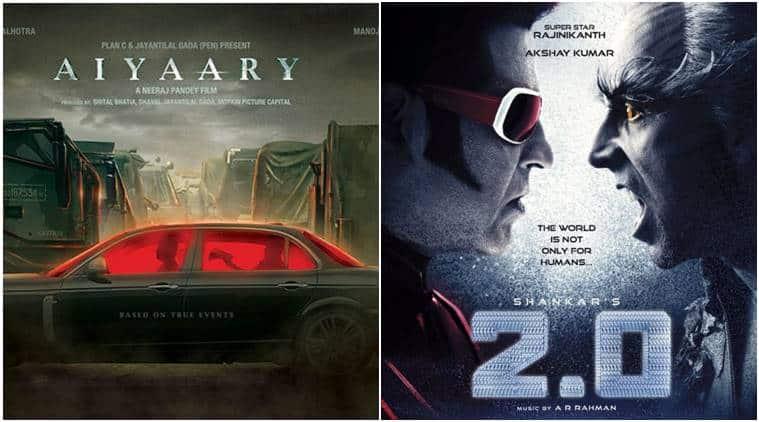 aiyary, sidharth malhotra, rakul preet, 2.0, 2.0 film, rajinikanth, akshay kumar