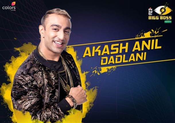 Akash Anil Dadlani, Bigg Boss 11 contestants, Bigg Boss 11 contestants names, Bigg Boss 11 contestants photos, Bigg Boss 11, Bigg Boss 11 photos