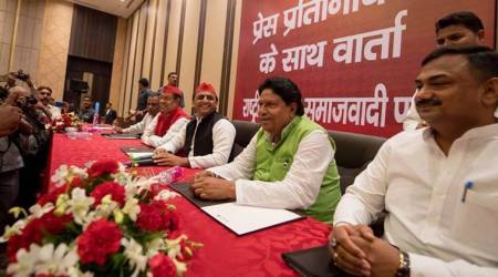 Akhilesh Yadav becomes Samajwadi chief second time, targets BJP on economy