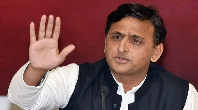 Akhilesh Yadav accuses BJP of anti-development agenda