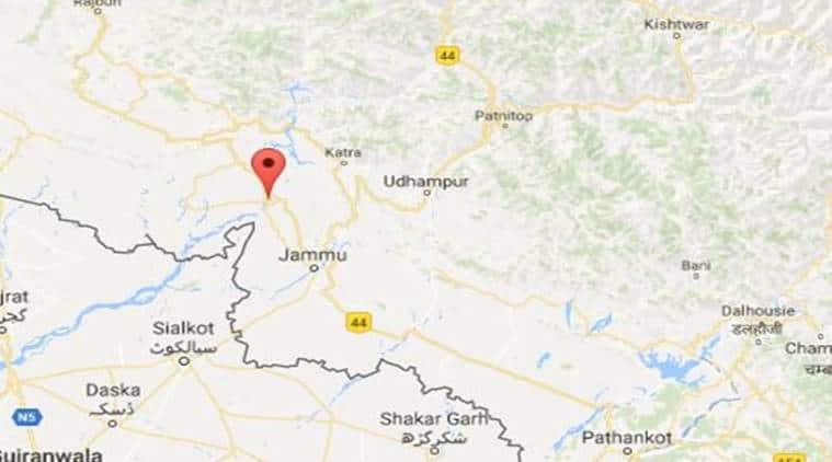 J&K police constable missing, J&K police, J&K news, Jammu Bus Stand police station, Jammu news, india news, indian express news