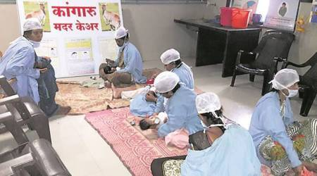 Gorakhpur in Maharashtra, hospitals count infant deaths