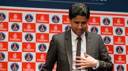 psg, paris st germain, psg president, football news, sports news, indian express