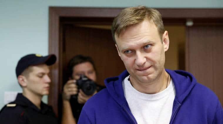 Alexei Navalny, russian opposition, vladimir putin, putin birthday rally, russian president, jailed russian opposition leader