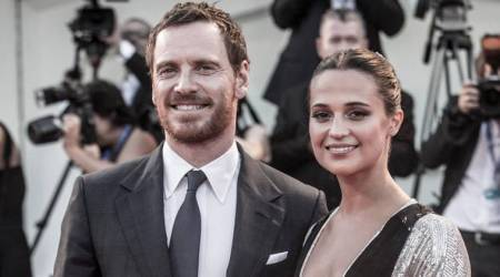 Michael Fassbender and Alicia Vikander aremarried