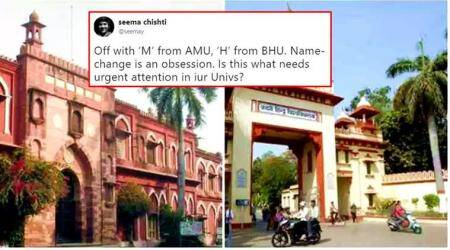 Twitterati divided over UGC's suggestion to drop 'Muslim' from AMU and 'Hindu' from BHU