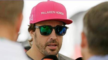 Fernando Alonso speaks up for struggling McLaren team mate Vandoorne