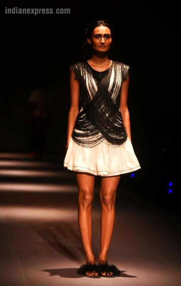 AIFW SS 2018: From showstopper Nargis Fakhri to JJ Valaya's majestic finale, here are the highlights of day 1