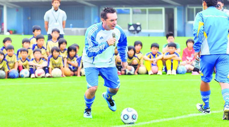 Tom Byer, FIFA U 17 world cup, fifa u17 wc, Japan u 17 team, football news, indian express