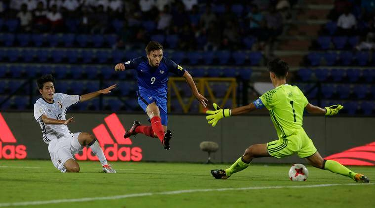 FIFA U-17 World Cup: Amine Gouiri is a bit of Karim Benzema, Frederic Kanoute & Anthony Martial
