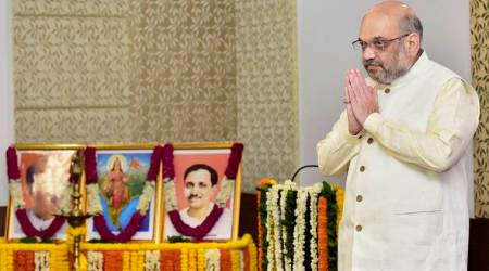 Cut in oil price shows govt's priority to common man: Amit Shah