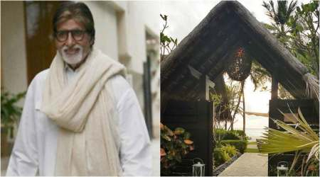 Amitabh Bachchan returns from Maldives after 75th birthday celebrations, pens down his love for home