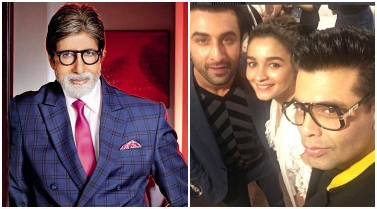 Ranbir Kapoor, Alia Bhatt, Amitabh Bachchan, Amitabh Bachchan film, Amitabh Bachchan next film, Amitabh Bachchan Ranbir Kapoor Alia Bhatt, amitabh ranbir alia film, ranbir alia superhero film, MAMI, MAMI news, Karan Johar film