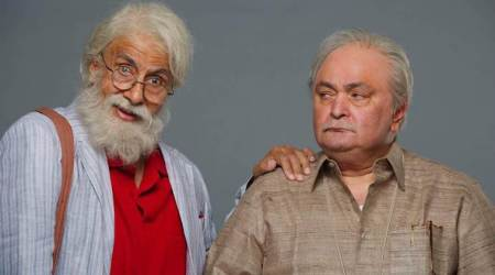 102 Not Out director stumped by Amitabh Bachchan, Rishi Kapoor's passion