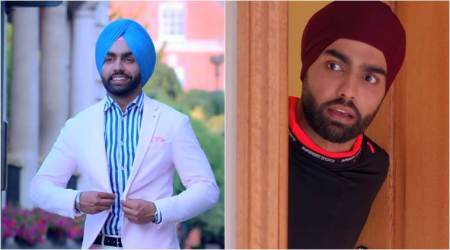 Watch Sat Shri Akaal England trailer: Ammy Virk is hilarious in this Punjabi comedy that is desi atheart