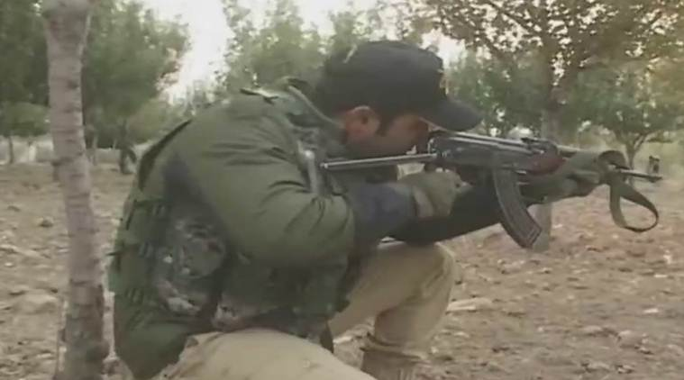 J&K: One terrorist killed in Hajin encounter; operation still underway