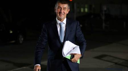Czech Republic, Czech minority government, czech republic elections, czech republic voting, Andrej Babis, prime minister andrej babis, Milos Zeman, anti-European Freedom, world news, indian express