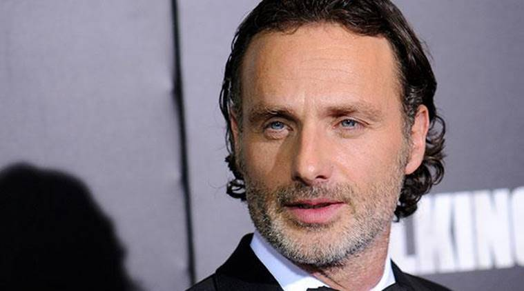 Andrew Lincoln, The walking dead, Star wars, Andrew Lincoln Star wars, Andrew Lincoln The walking dead, The walking dead 8