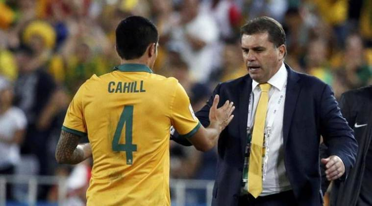 Socceroos Make A Decision On Tim Cahill