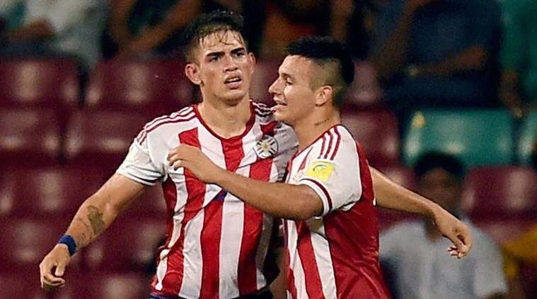 Confident Paraguay take on U.S.  in 2nd pre-quarters